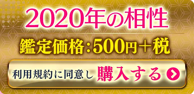 2020年の相性 鑑定価格:500円+税